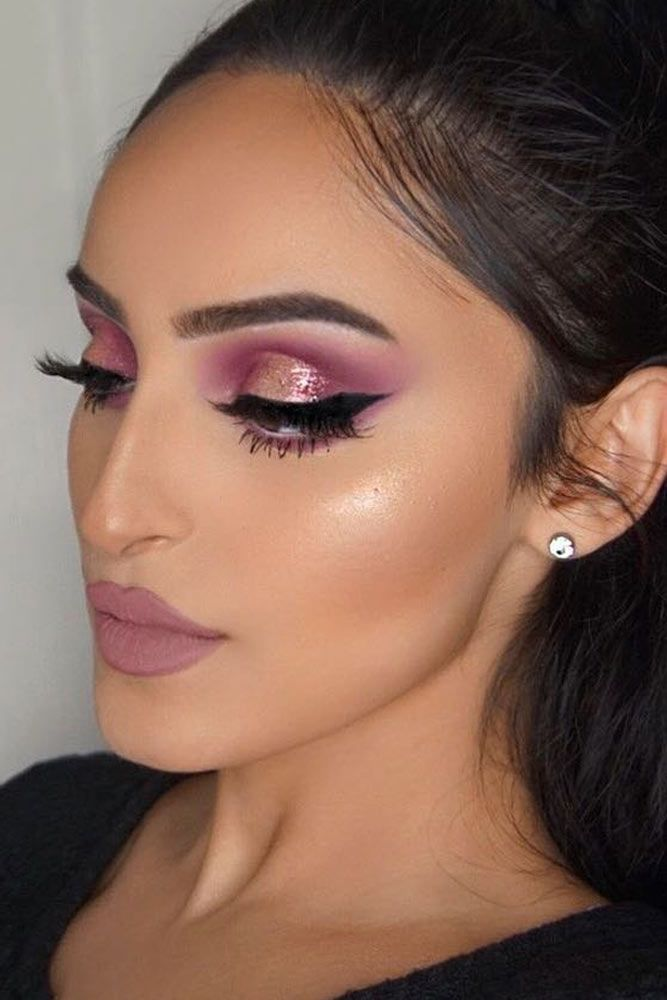 45 Top Rose Gold Makeup Ideas To Look Like A Goddess Rose Gold
