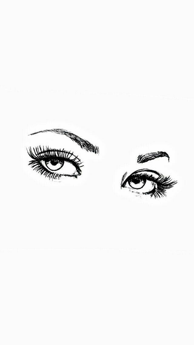 Aesthetic Wallpaper Eyes Andriblog001 Wall Art Wallpaper Eyes Wallpaper Eye Wallpaper Beautiful black and white eyes wallpaper