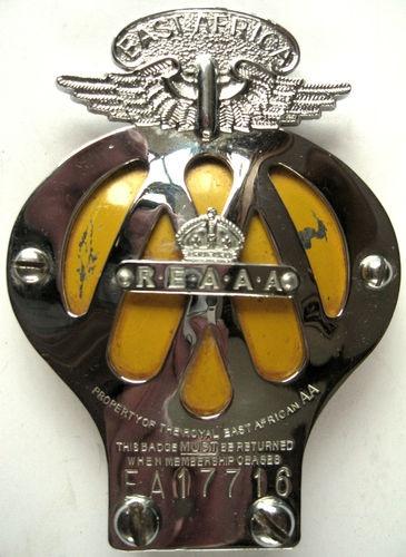 R.E.A.A.A. Royal East African Automobile Association