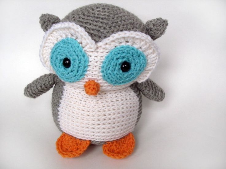 How To Turn In Amigurumi : 64 best images about Amigurumi: Owls & birds on Pinterest ...