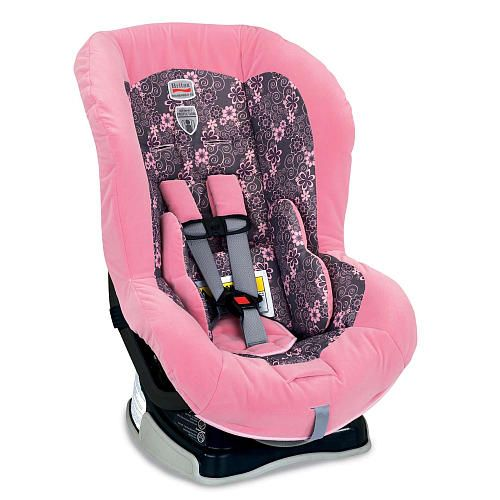Babies R Us PINK Double headrest for car seats and strollers. New in sealed zippered Bag.