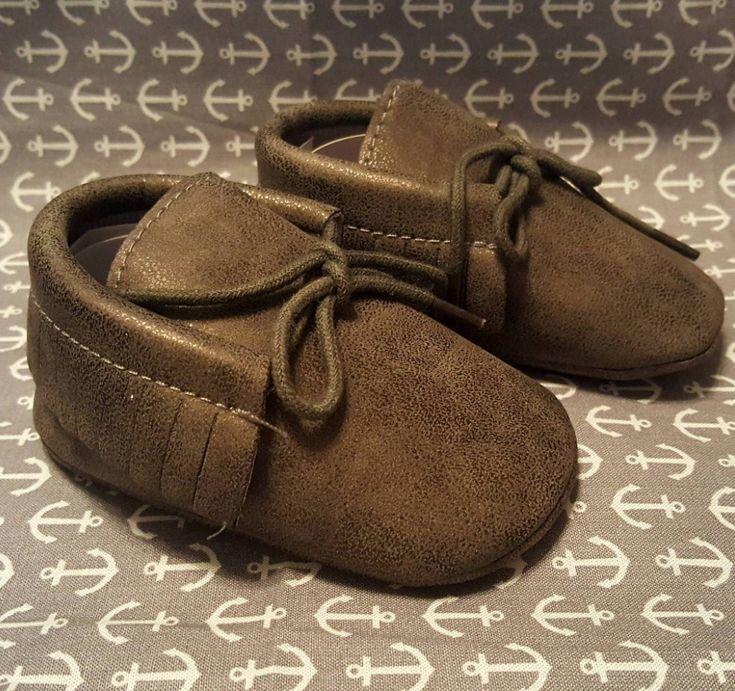 Baby Boy Dress Shoes   $8