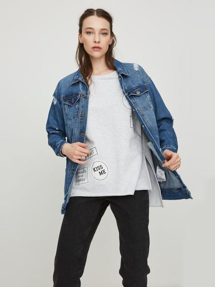 Awesome denim jacket