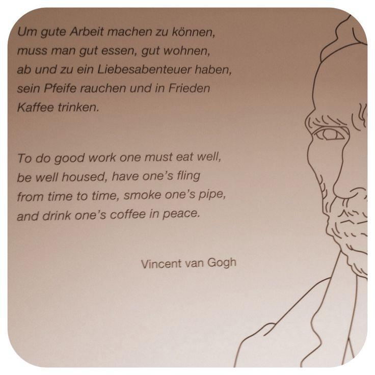 Цитата Ван Гога