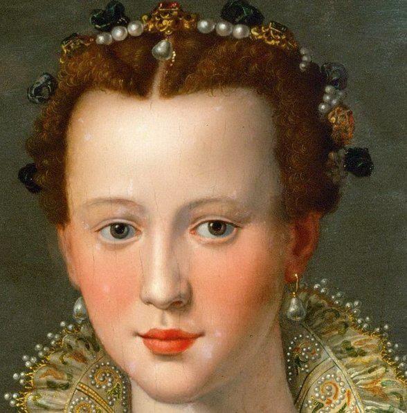 Allori, Portrait of Maria de Medici, 16th century