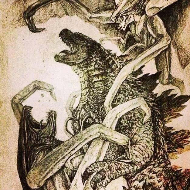 17 Best Images About Godzilla On Pinterest