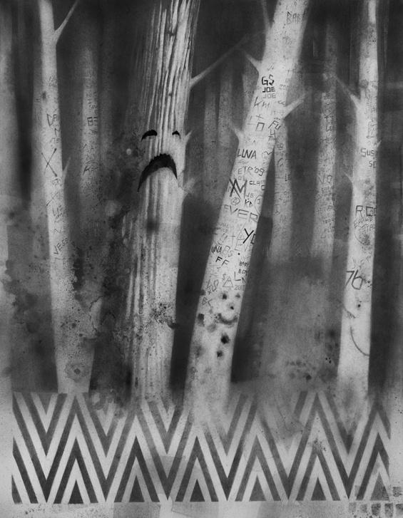 BRIAN SCOTT CAMPBELL http://www.widewalls.ch/artist/brian-scott-campbell/ #contemporary #art #surrealism #drawing
