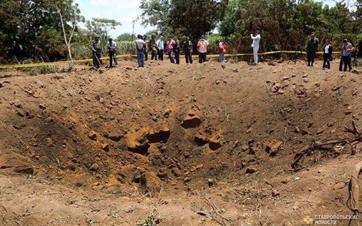 Около аэропорта в Манагуа (Никарагуа) упал метеорит | Ставропольские новости