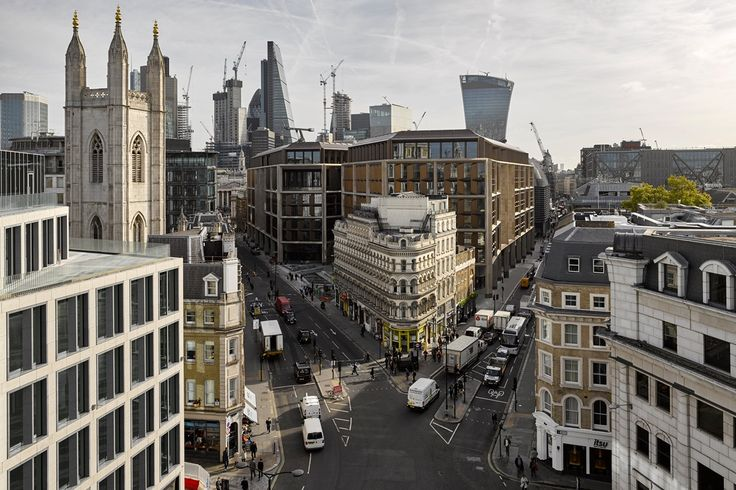 Bloomberg by Foster   Partners 1