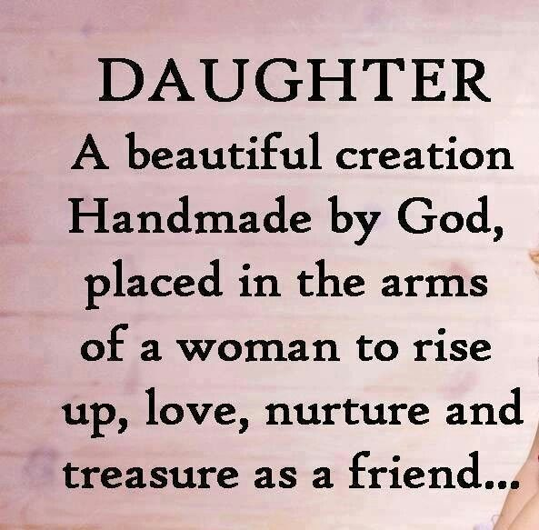 Baby Girl Daughter Quotes: 25+ Best Love My Daughter Quotes On Pinterest