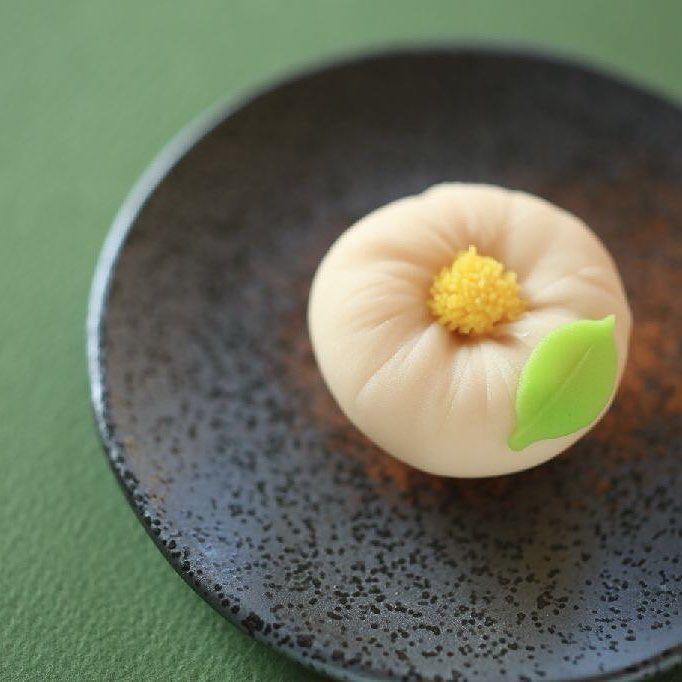 いいね!1,728件、コメント6件 ― Toru Tsuchieさん(@choppe_tt)のInstagramアカウント: 「日の和菓子はねりきり で作った #夏椿 です。 ねりきりとは白餡に餅や芋を混ぜて作った和菓子で 茶道 で使われる「上生菓子」の一種です。 #撮影 用に作成しました。…」