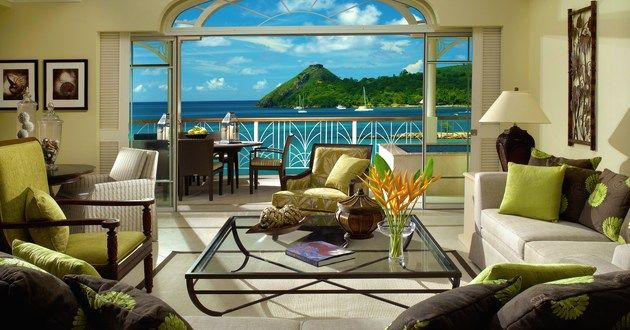 The Landings St. Lucia in Castries, Saint Lucia...gorgeous resort, beautiful island, fabulous vacation.                             Gotta go back someday.