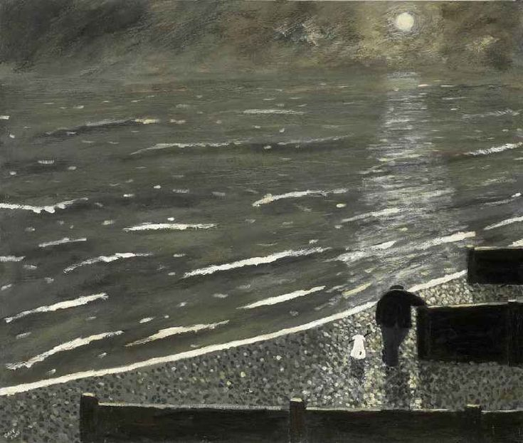 "I so love everything by Gary Bunt, I'd hang his art on every wall. ""Solace"" by Gary Bunt. English, born in 1957."