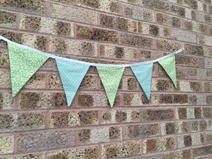 Another order today for this lovely bunting! This is actually my best seller!