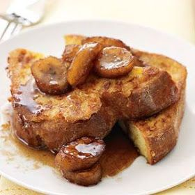 ... Bananas Foster French Toast | Food | Pinterest | Bananas foster french