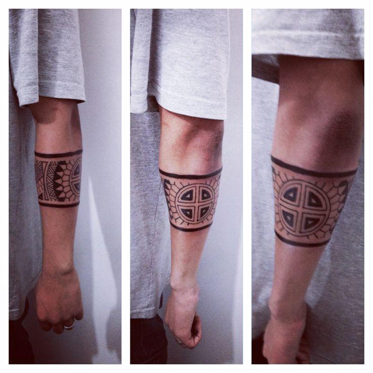 Level Ink Tattoo #maori #tatuagem