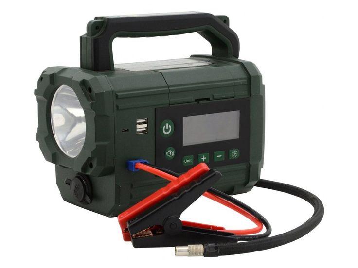 AKU Power je multifunkční zařízení s výkonnou LiFePO4 baterií, které disponuje celou řadou velmi užitečných funkcí. Nabíjet jej lze z běžné USB zásuvky 1 A.