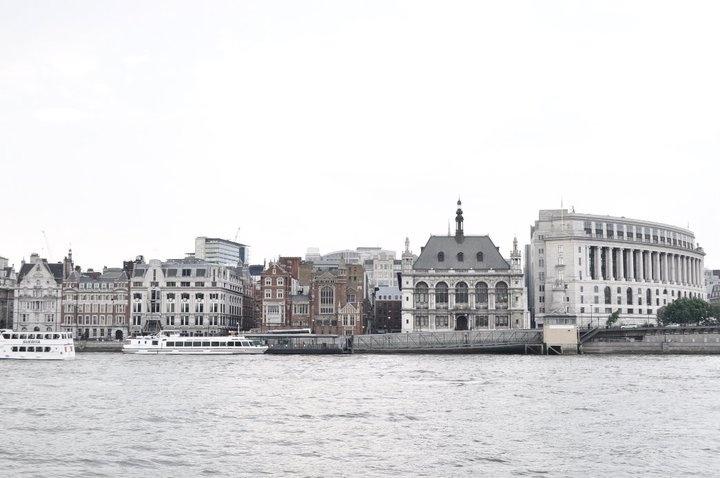 London, photograph: Annie Stone