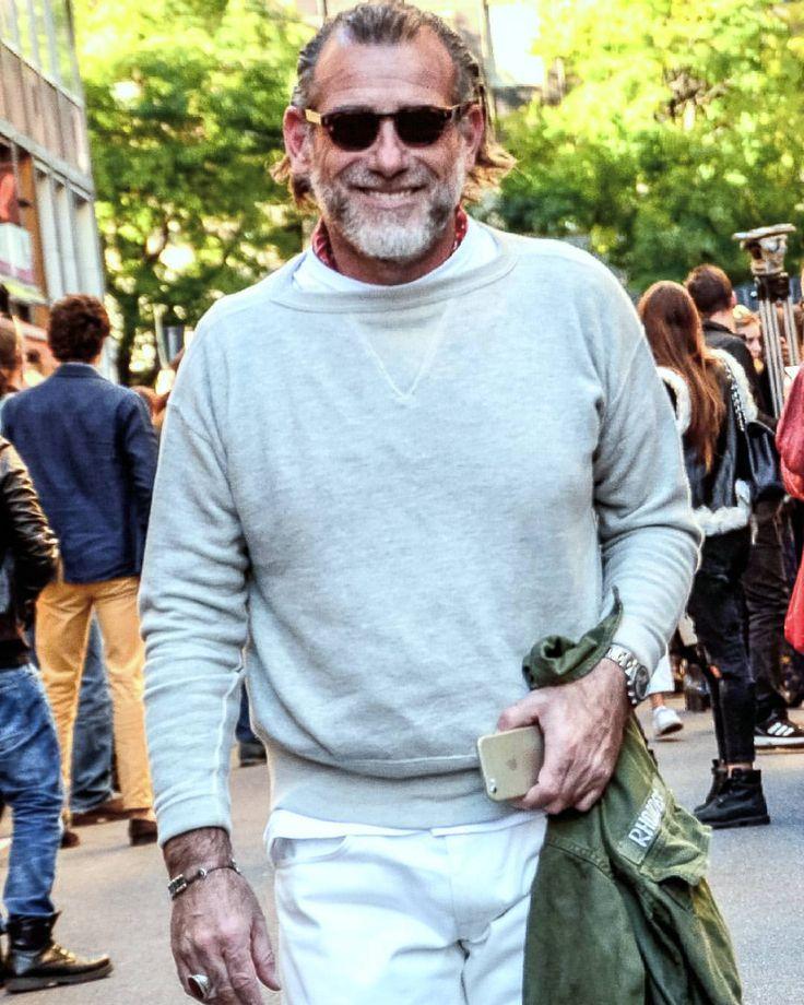 |Gentlemen's |Wear |Daily — Stylish friends of GWD featuring Mr Alessandro...