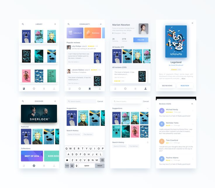 Dribbble - full_screens.png by UISTAR