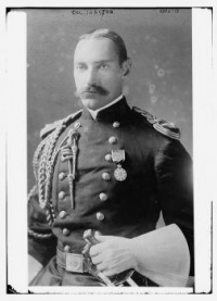 Colonel JJ Astor (age 48 at the time of the sinking) was a Lieutenant Colonel in the Spanish American War.