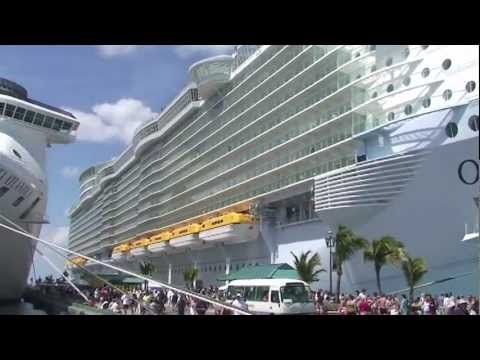 One of the most luxurious cruise ships in the world is the MS Oasis of the Seas. This enormous vessel is an Oasis class cruise line and is one of the best luxury cruise lines in the Royal Caribbean International fleet. Find out more about the Oasis of the Seas here:- http://strangefunnyworld.com/discover-what-is-the-most-luxurious-cruise-line-in...