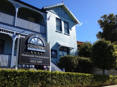 Cremorne Point Manor – Sydney Accommodation For Families, Couples and Singles