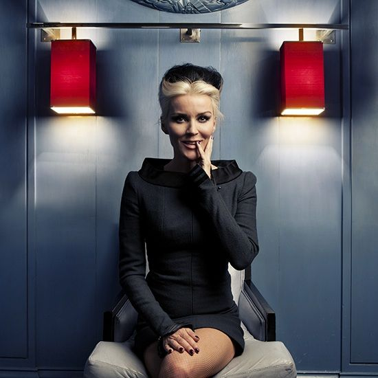 Daphne Guinness: 'I was banned from having a bath in New York ...