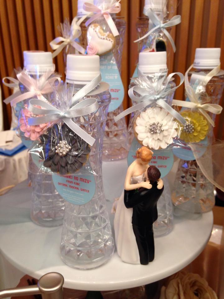 ボトルが可愛すぎるお水を発見!ごくごく飲める『神戸ウォーター』は夏のプチギフトにぴったり♩にて紹介している画像