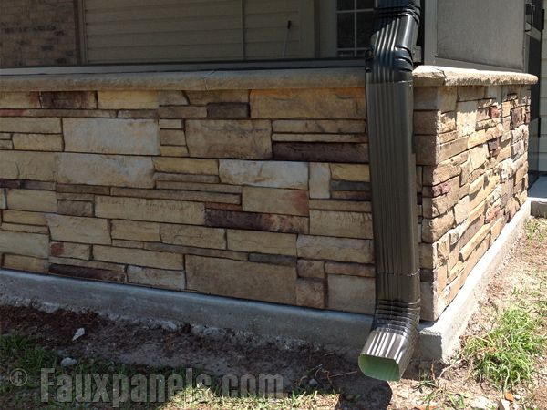 ledgestone plum creek versette home design pictures | exterior