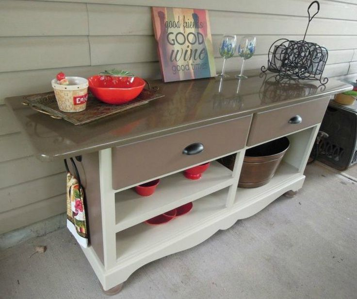 1000 Ideas About Dresser Island On Pinterest Restored