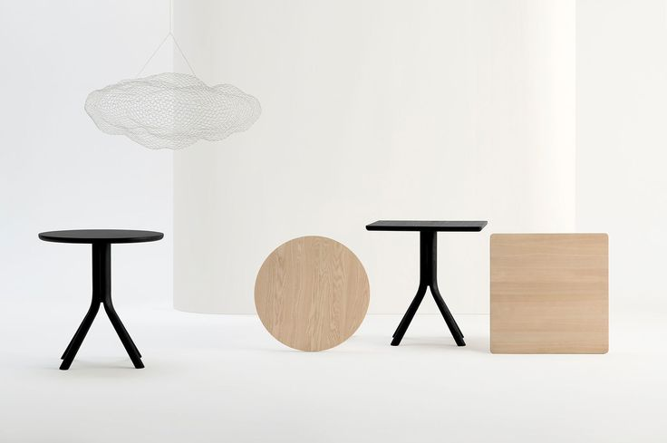 Three Table by Sipa. Available from Stylecraft.com.au