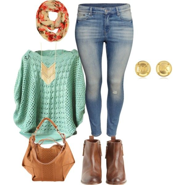 """""""my plus size casual fall look"""" by kristie-payne on Polyvore"""