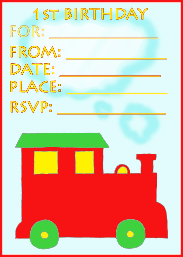 17 best images about free printable birthday party invitations on pinterest birthday. Black Bedroom Furniture Sets. Home Design Ideas