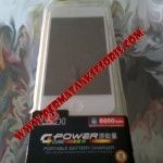 Powerbank Model IPhone 6800 mAh | Permata Aksesoris