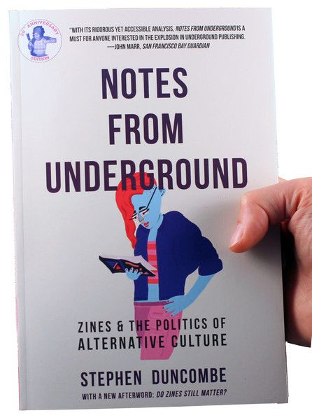Notes from Underground book cover
