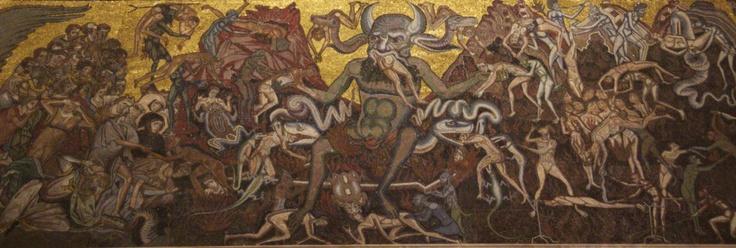 """il infierno"", Battistero, Firenze"