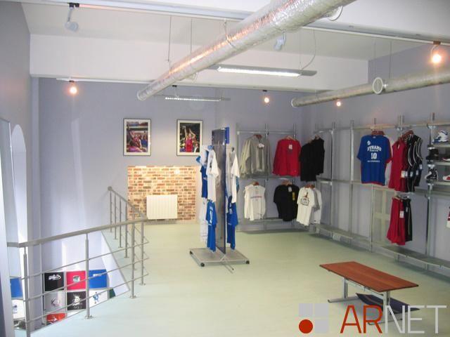 Магазин NBA, 200 кв.м.