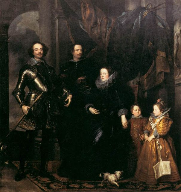 Η οικογένεια Lomellini (1626-27)