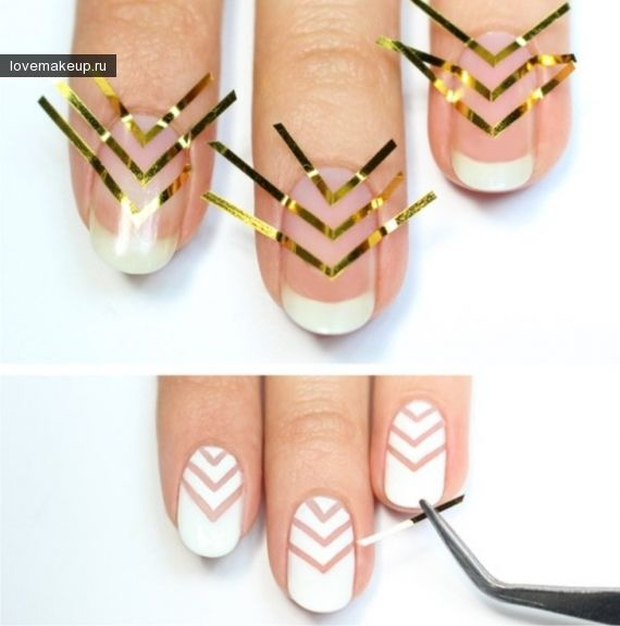 Маникюр: уроки, свотчи, идеи: Дизайн ногтей для начинающих