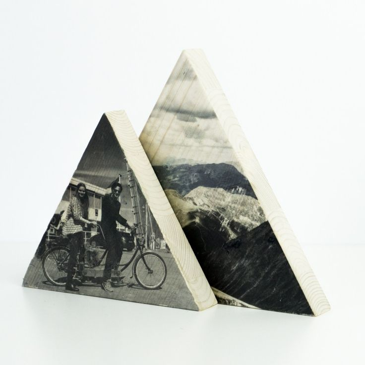 DIY Foto Transfer auf Holz