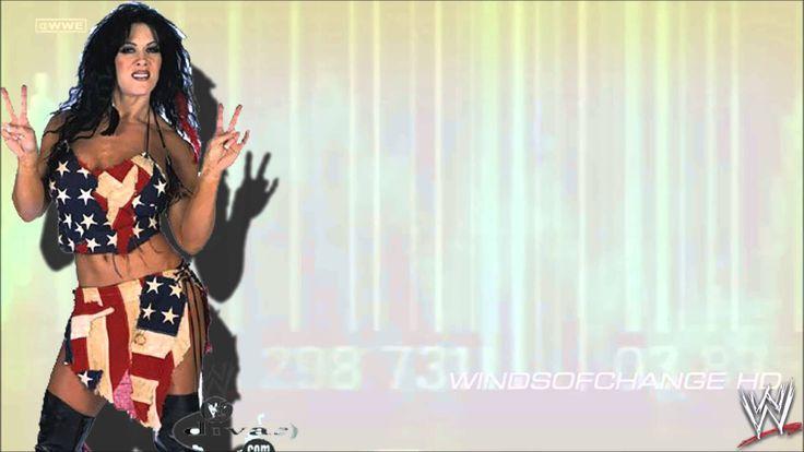 "WWE:Chyna 1st Theme Song ""Break It Down"""