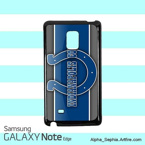 Indianapolis Colts Logo Samsung Galaxy Note EDGE Case Cover