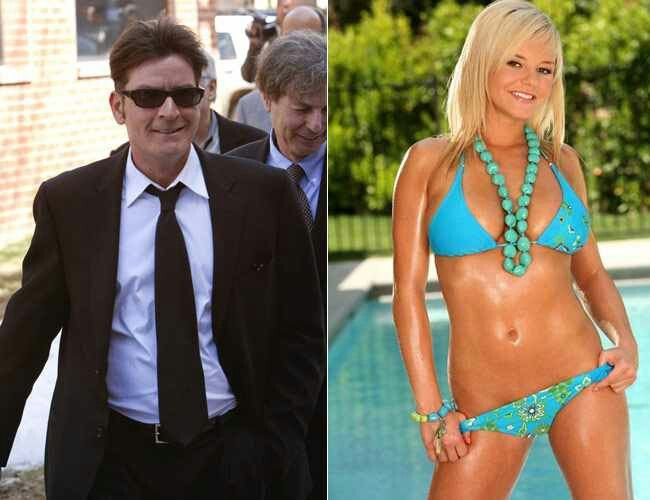 Charlie Sheen: Porn Star Bree Olsen Says She Does Not