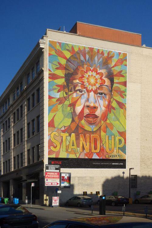 Amanda Lynn Sansome @ Pacific St in San Francisco, Ca