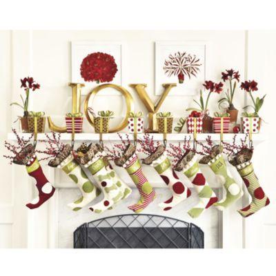 Personalized Ballard Christmas Stockings