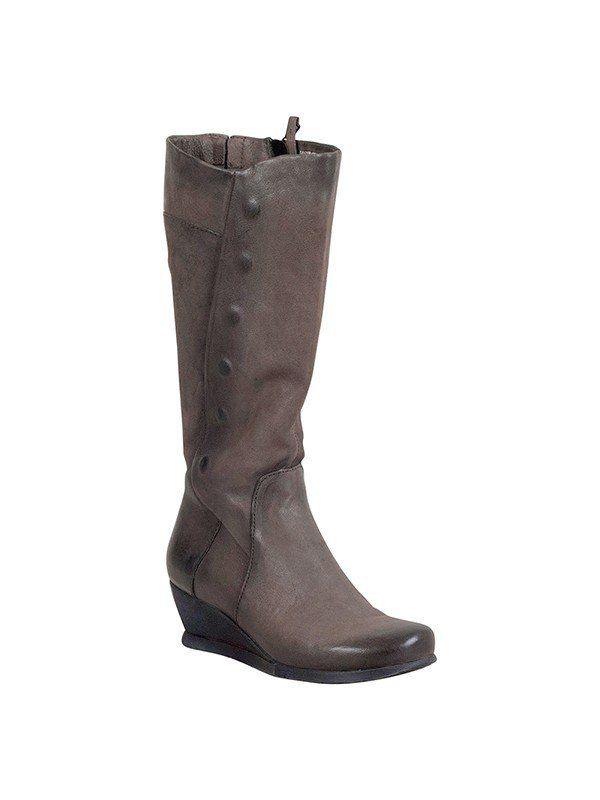Miz Mooz Marybeth Boots  I need a new pair of knee-high flat boots, preferably in brown. Love their shoes - so comfy and stylish!