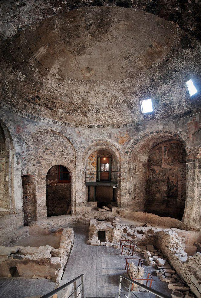 ITALIA - italianways: The Rotunda's Thermal Baths in...