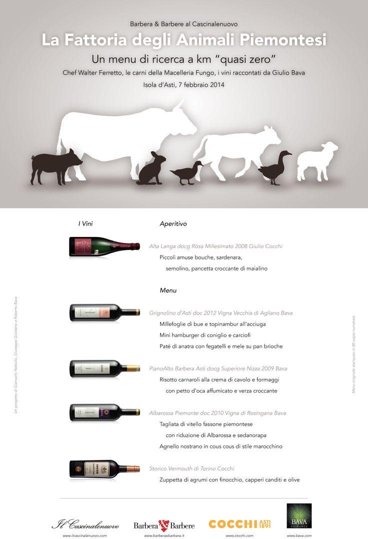 La fattoria degli animali piemontesi - CascinaleNuovo 2014