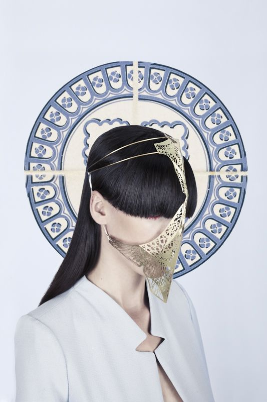 Campaign SS14 | Emma Yeo by Madame Peripetie, via Behance